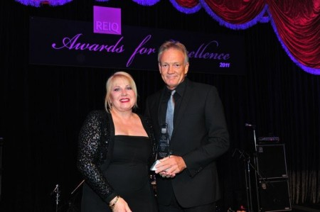 2011 REIQ Agency of the Year   First National Real Estate Nerang