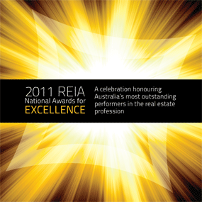 2011 REIA   Australian Real Estate Agency of the Year